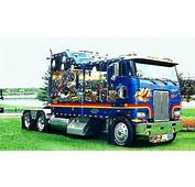 Classic Cabover Style