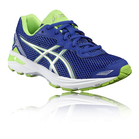 asics junior gt 1000 gs running shoes asics gt 1000 5 gs junior running shoe 40