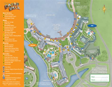 resort map resort maps magical distractions