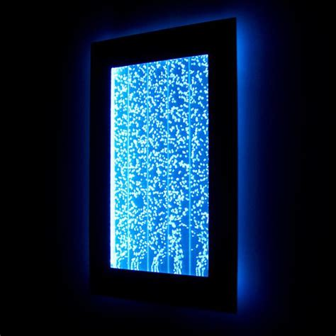 led light bubble wall 300wm 30 quot wall mount bubble wall led indoor fountain water