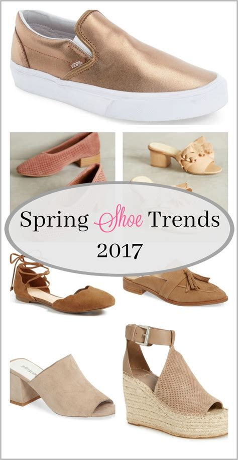 shoe trend shoe trends 2017 grace