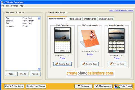 make calendar with your photos how to create a custom calendar with your photos