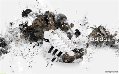 wallpaper hd adidas shoes adidas logo shoes sports wallpaper background wallpaper hd