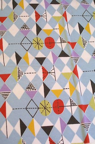 Design Bauhaus 4346 by 43 Best 1950 S Textiles Marian Mahler Images On