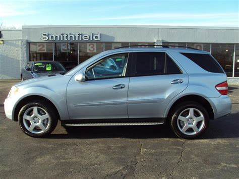 Used 2008 Mercedes Benz Ml550 550 For Sale 11 250