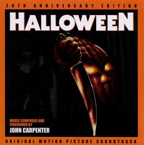 halloween themes music halloween 20th anniversary edition original soundtrack