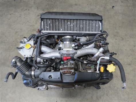 subaru wrx engine turbo jdm ej20 turbo subaru impreza wrx engine avcs obd2