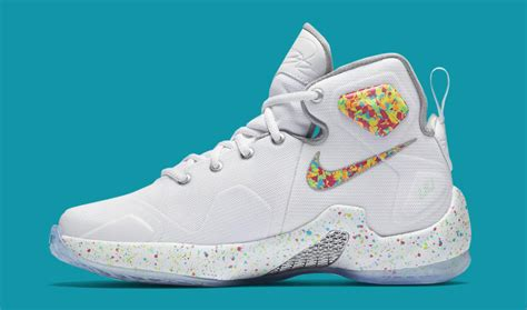 fruity pebbles lebron  sole collector