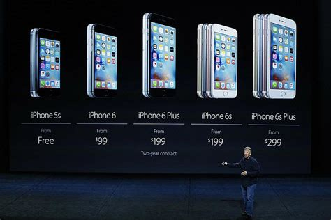 iphone lineup price 6 ways the iphone 6 iphone 6s are different