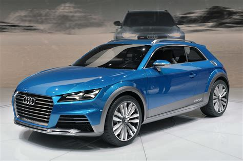 audi allroad shooting brake concept auto blog
