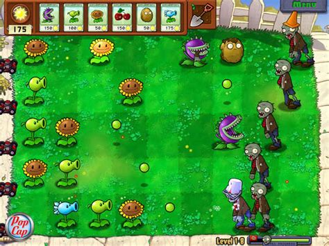 plants vs zombies full version free popcap games plants vs zombies gamehouse