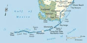 where is key west florida on the map all about yacht charters supplementary info itinerary