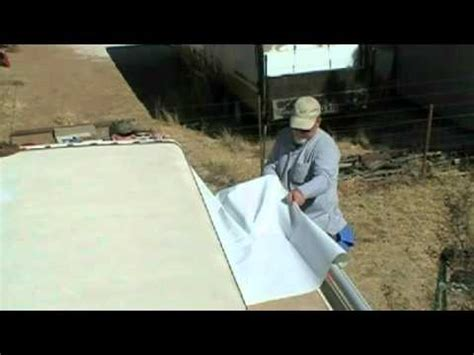 Slide Out Awning Installation by How To Remove And Install Your New Replacement Slide Out