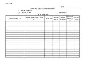msds template best photos of blank order form with columns blank
