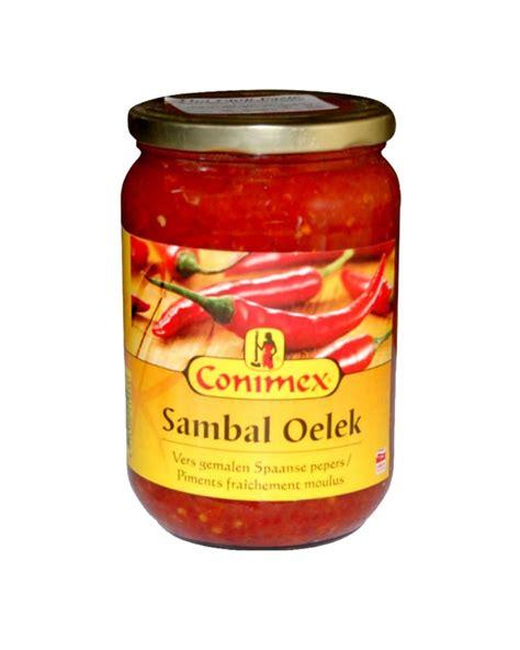 Sambal D buy sambal oelek conimex in dubai