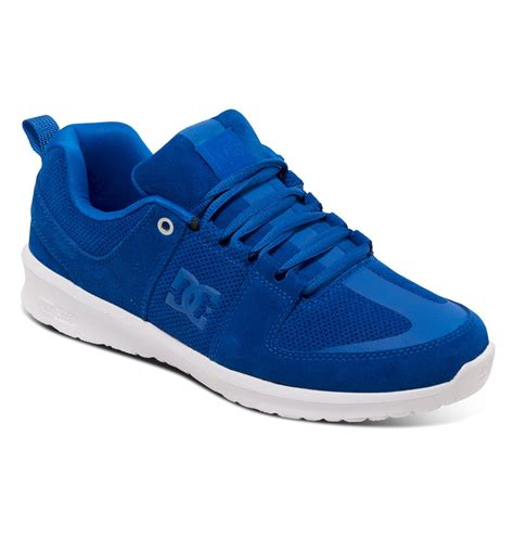Blue Shoes by Lynx Lite Low Top Shoes Adys700086 Dc Shoes