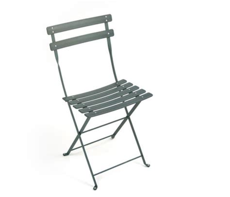 chaise bistro fermob chaise bistro fermob gris orage