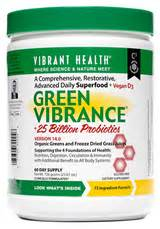 Green Vibrance Detox Effects by Vibrant Health Green Vibrance Powder Weight Loss Reviews
