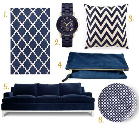 navy blue collagemuseum navy blue color collage six different ways