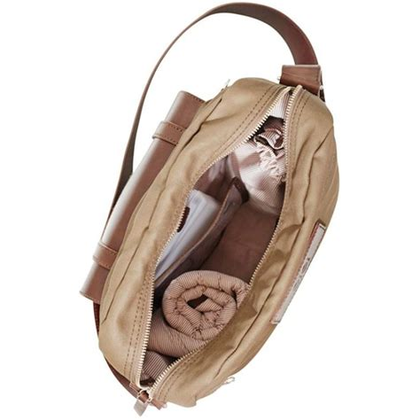 mens leather baby bag oioi mens leather satchel baby nappy bag buy