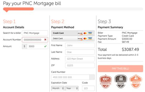 make mortgage payment with credit card how does fargo mortgage credit card work best