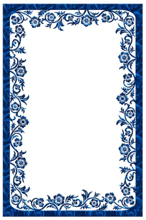cornici con photoshop large blue transparent frame gallery yopriceville high