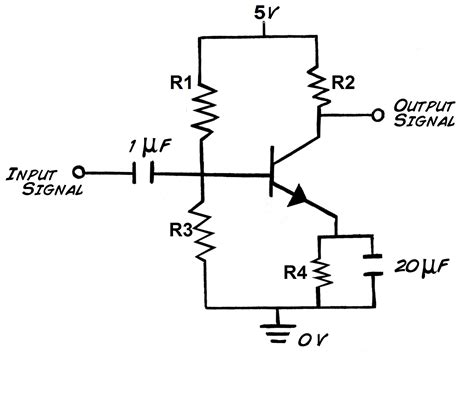 common resistor values to transistors how to choose resistors value for common emitter lifier electrical