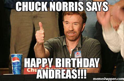 Chuck Norris Birthday Meme - chuck norris birthday meme 28 images happy birthday