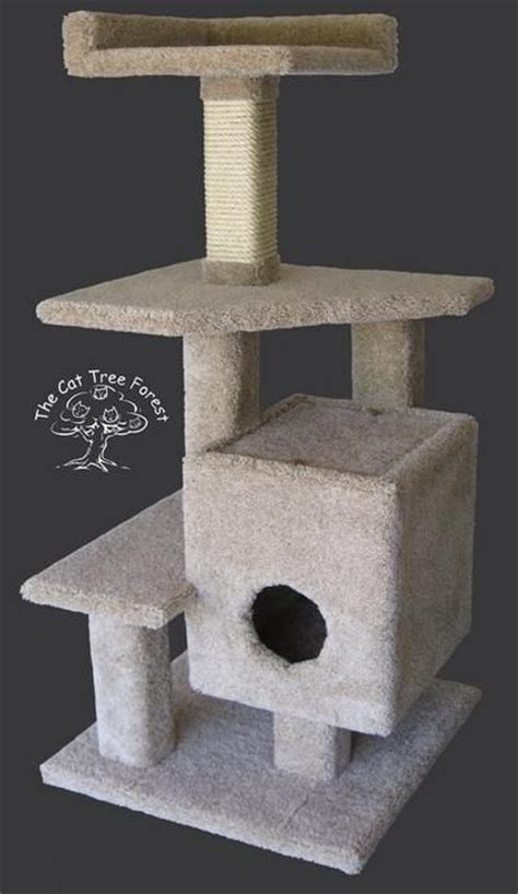 cat tree house plans 26 best cat trees images on pinterest cat condo cat stuff and cats
