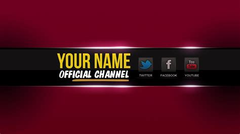 youtube banner template psd listmachinepro com youtube banner template psd cyberuse