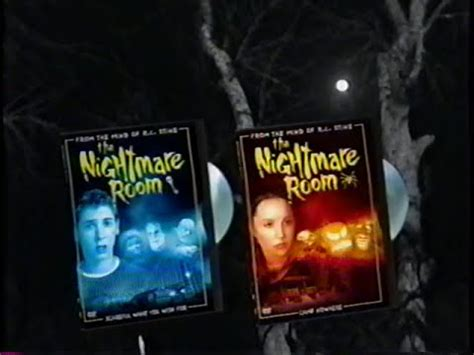 the nightmare room r l stine the nightmare room 2001 teaser 2 vhs capture