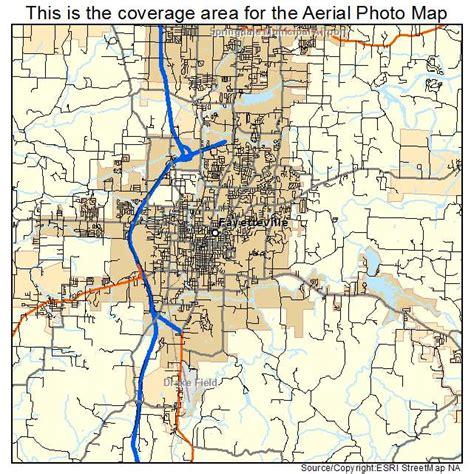 us map fayetteville arkansas aerial photography map of fayetteville ar arkansas
