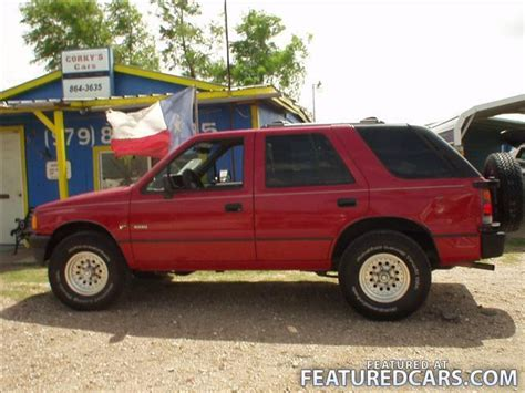 how does cars work 1993 isuzu rodeo windshield wipe control 1993 isuzu rodeo angleton tx used cars for sale