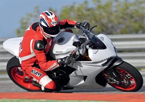 Motorrad Test Ducati Supersport by Provk 246 Rning Av Ducati Supersport S Motorrad