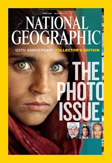 national geographic magazine devotes 125th anniversary to