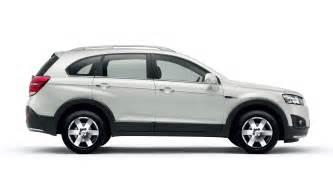 2013 Chevrolet Captiva 2013 Chevrolet Captiva Suv Facelift Comes To India