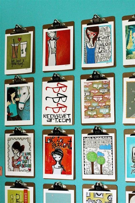 creative ways to hang posters 10 easy ways to display your artwork momooze