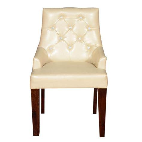 White upholstered