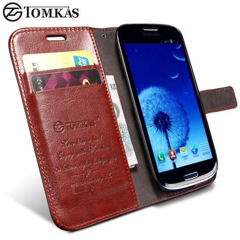 design cover galaxy s3 tomkas s3 wallet pu leather case for samsung galaxy s3