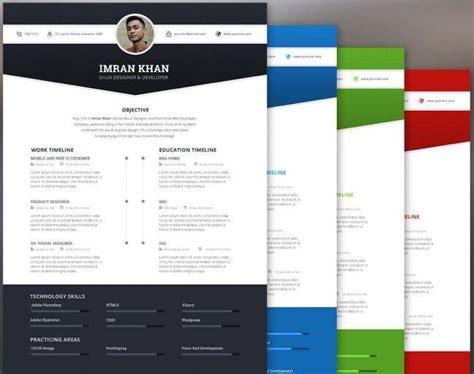 Plantilla De Curriculum En Linea 11 Sitios Web Con Hermosos Recursos Gratuitos Para Dise 241 Adores