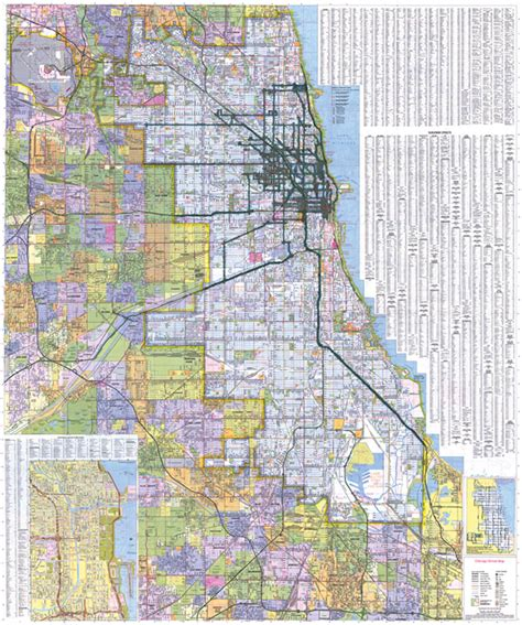 chicago city limits map travels in chicago 99 00 01 on saic portfolios