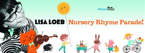 Nursery Rhymes For The Blahnik Parade by Nursery Rhyme Parade With Loeb Gugu Guru