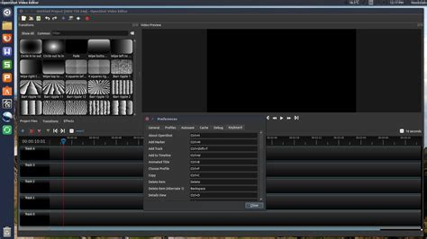 tutorial openshot linux openshot 2 4 1 crowd funded video editor released 4k