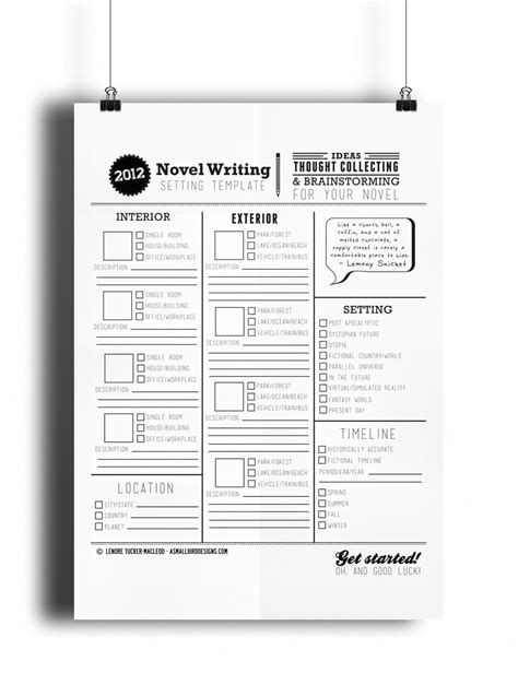 layout for novel writing pantsy plotter and the templates of story telling study