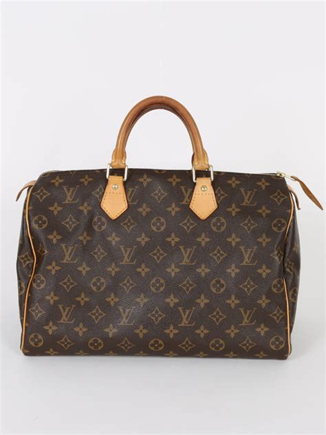 Louis Vuitton Speedy louis vuitton speedy 35 monogram canvas luxury bags