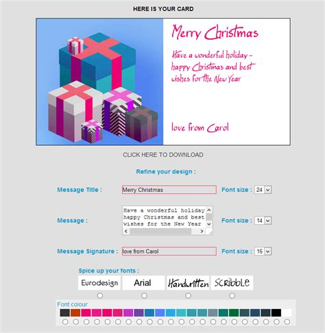 websites to make cards printable cards 123ict 123ict