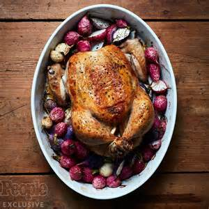 Ina Garten Roast by Ina Garten S Roast Chicken With Radishes Recipe From