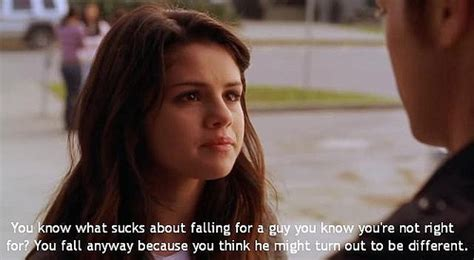 film quotes cinderella story you fall anyway selena gomez in another cinderella story