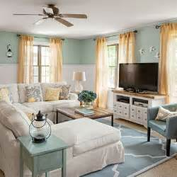 New Home Decorating Ideas On A Budget by 17 Best Ideas About Cottage Living Rooms On Pinterest