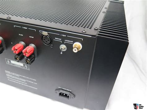 Power Lifier 300 Watt adcom gfa 5802 stereo power lifier 300 watts channel photo 1036652 us audio mart